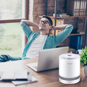 Desktop HEPA Air Purifier - Saniglo