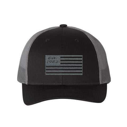 Seven X Motors Flag (Trucker Hat)