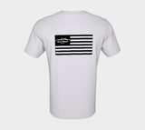 Small 7x Logo Front / Flag Back
