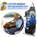 Puppy Travel Box, Dog, Cat, Pet Safe Waterproof Portable Booster Car Seat.