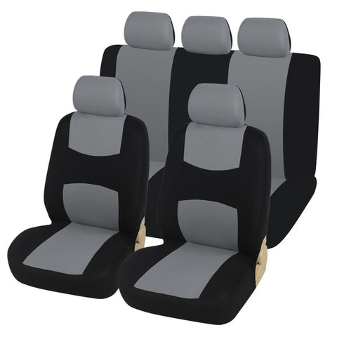 Car Seat Covers, Airbag Compatible, Fits Most Car, Truck, SUV, or Van