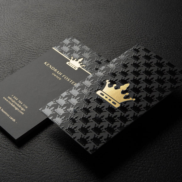 Business Cards - Deluxe