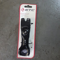 Adjustable stem etc