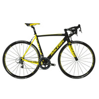 RALEIGH MILITIS RACE BLACK/YELLOW 2014
