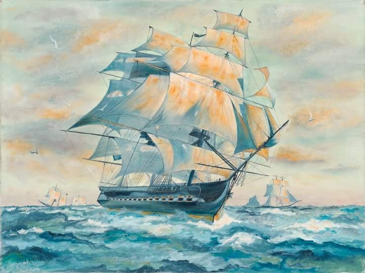 ARMADA-High-resolution Giclee Print