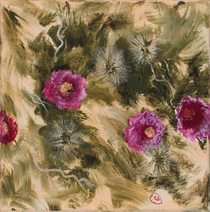 CACTUS ROSE-High Resolution Giclee Print