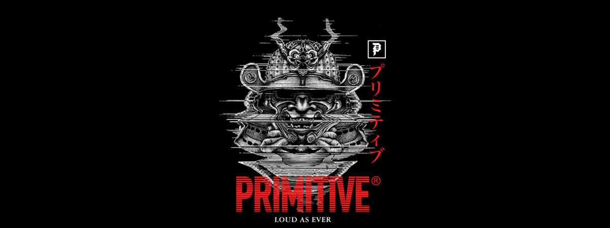 Primitive x Paul Jackson
