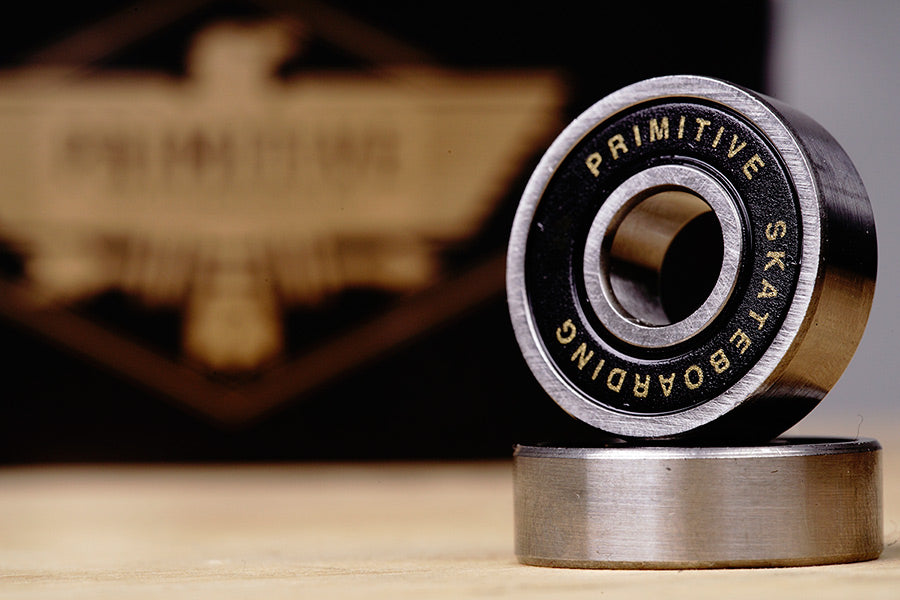 PRODUCT FEATURE: PRIMITIVE BEARINGS