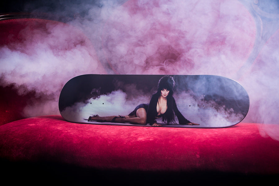Elvira x Primitive Skateboarding