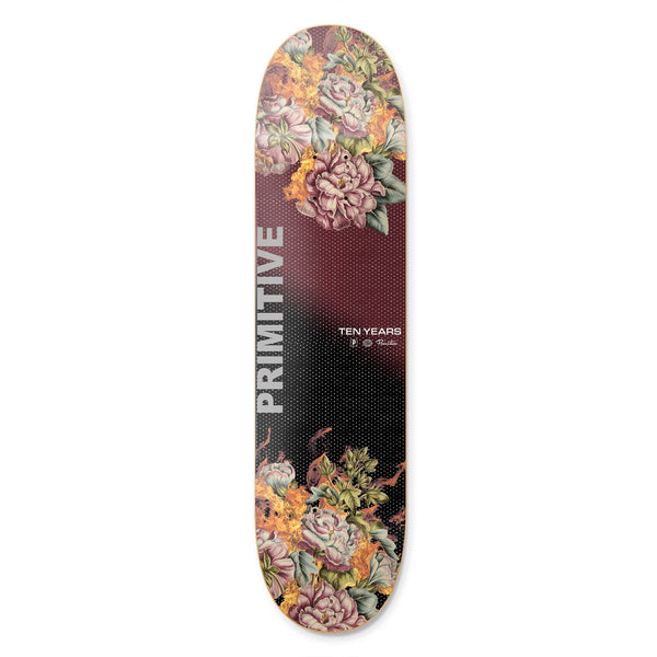 PRIMITIVE 10 YEAR DECK - 8.25""