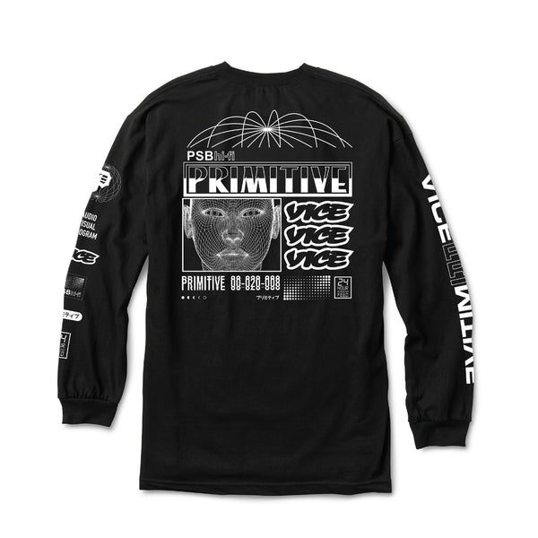PRIMITIVE X VICE FEED LS TEE