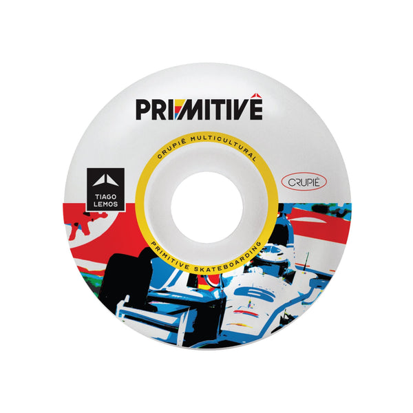 PRIMITIVE X CRUPE LEMOS WHEELS - 51mm