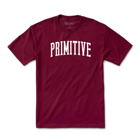 COLLEGIATE ARCH OUTLINE TEE