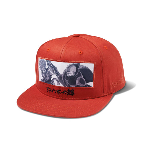FACE OFF SNAPBACK