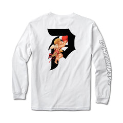 DIRTY P CUPID L/S TEE