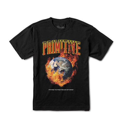 GLOBAL THREAT TEE