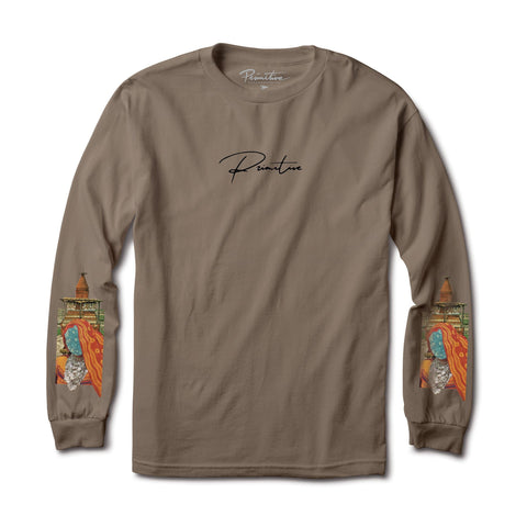 VOYAGER L/S TEE
