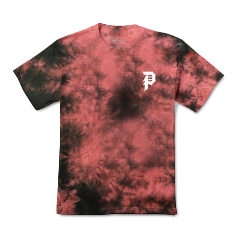 SHATTERED TEE CORAL WASH
