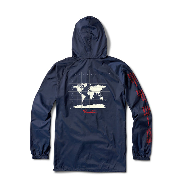 EXPANSION ANORAK
