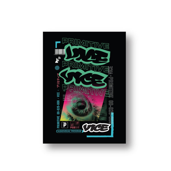 PRIMITIVE X VICE PROGRAM STICK