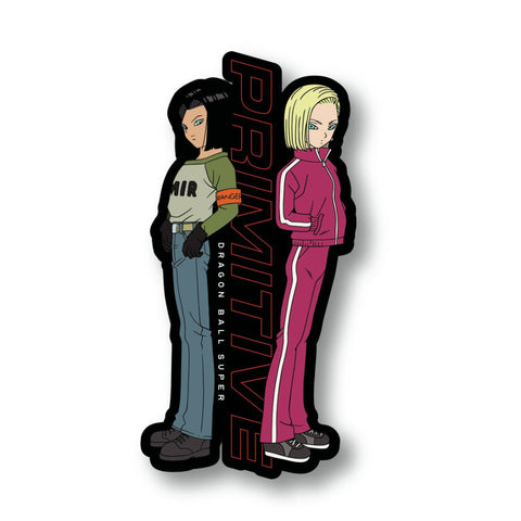 ANDROIDS CLASSIC PIN