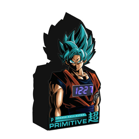 SSG GOKU DIGITAL CLOCK