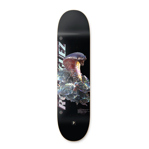 PAUL RODRIGUEZ WARNING DECK - 8.125