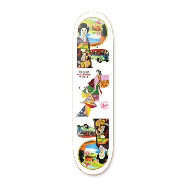 ROBERT NEAL FAR EAST DECK - 8.38""