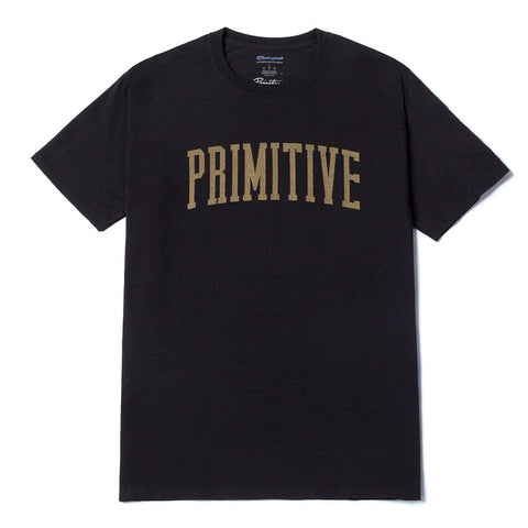 COLLEGIATE GOLD REFLECTIVE TEE