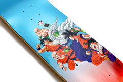 DBZ Battle Heroes Deck (Exclusive) - 8.0, 8.125 & 8.5""