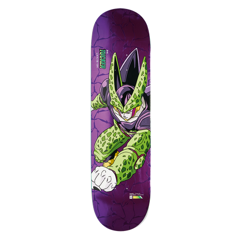 Nick Tucker - Perfect Cell Deck - 8.0