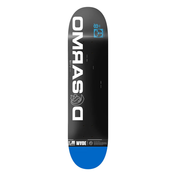 "WADE DESARMO LONG PLAY DECK - 8.0"" & 8.25"""