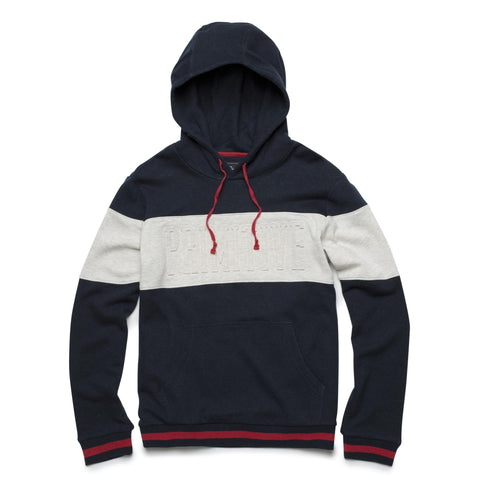 LEAGUE PANELED HOOD