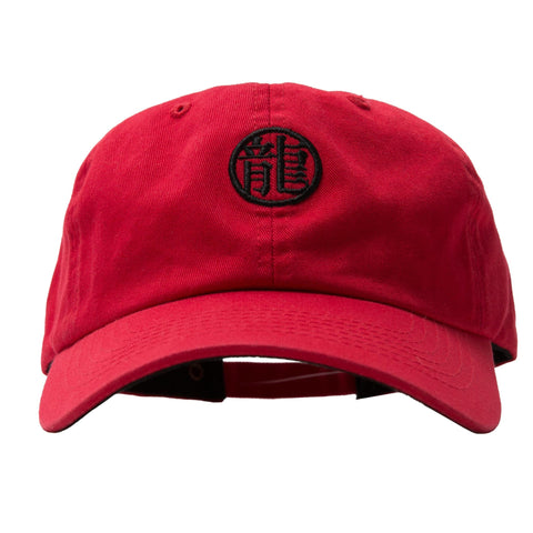 DBZ SYMBOL DAD HAT