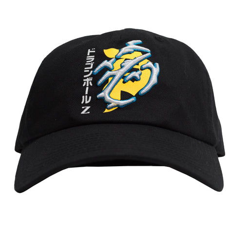 DBZ DIRTY P LIGHTNING DAD HAT