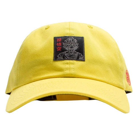 DBZ GOKU REFLECTIVE DAD HAT