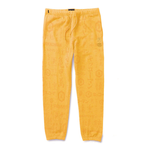 KIKKOMAN FLEECE PANT