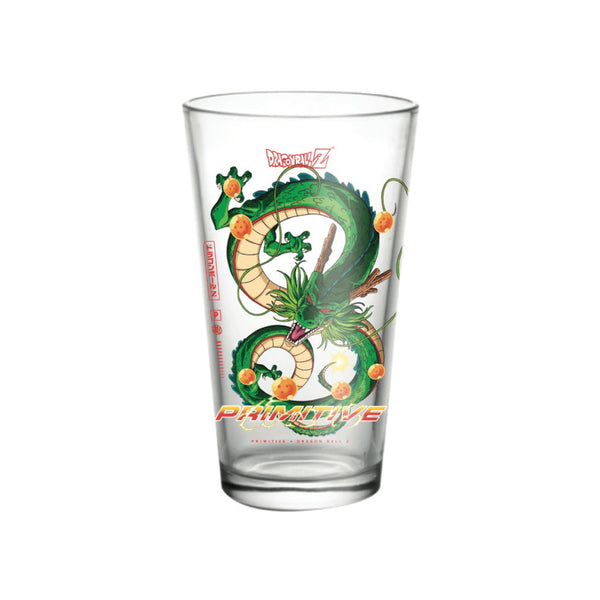 DBZ 3 SHENRON PRINTED PINT GLASS
