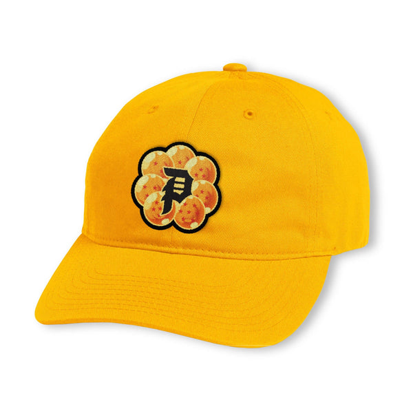 DBZ DIRTY P WISH DAD HAT