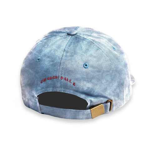 DBZ DIRTY P NIMBUS WASHED DAD HAT