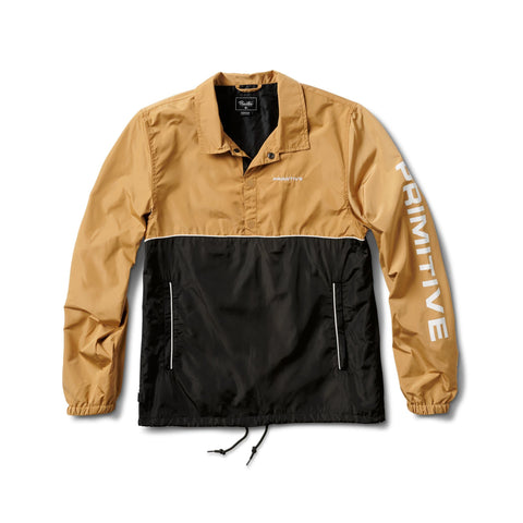 ANORAK COACH JACKET