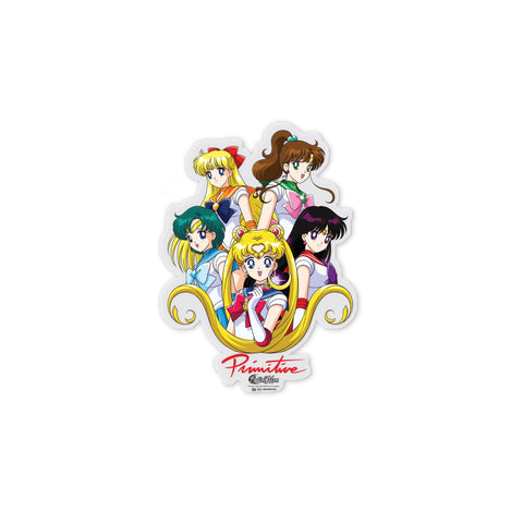 TEAM SAILOR MOON STICKER