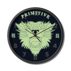 TRADITIONAL GITD WALL CLOCK