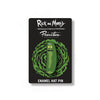 PICKLE RICK ENAMEL PIN