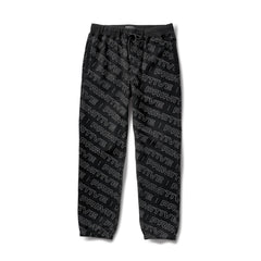 BLACK PACK HIGH VIS FLEECE PANT