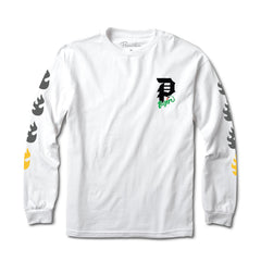 TAJIN DIRTY P L/S TEE
