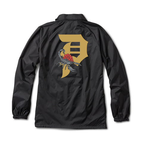 DIRTY P SCORPION COACH JACKET