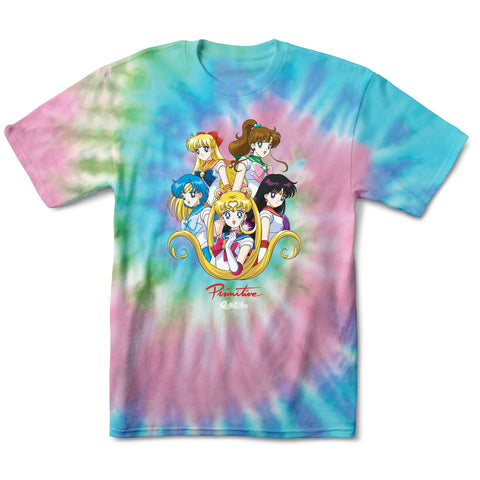 SAILOR MOON TIE DYE TEE