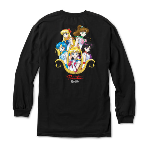 SAILOR MOON L/S TEE