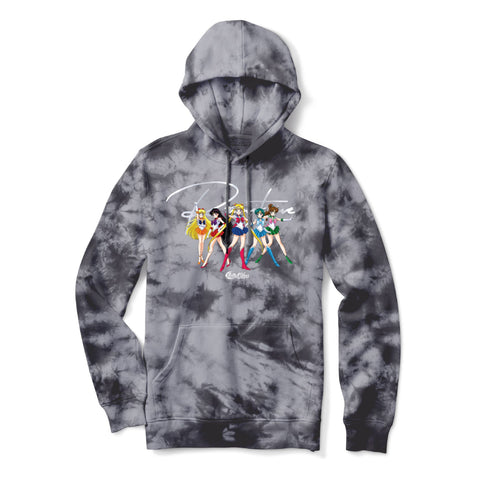 SAILOR MOON WASHED HOOD